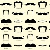 Mustache gallery by Avelis - I mustache you a question- do you know your mustaches?