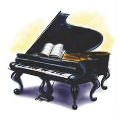 baby grand piano  don't like the legs