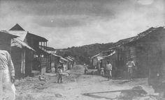 Calle Baldorioty,año 1909,Cayey,Puerto Rico.