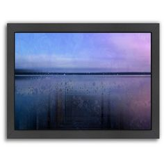 Americanflat Scenery Art Finland Framed Wall Art ($110) ❤ liked on Polyvore featuring home, home decor, wall art, backgrounds, filler, pictures, multicolor, colorful home decor, colorful wall art and horizontal wall art