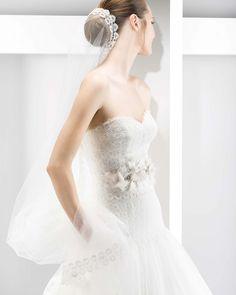 #6027 Nanda Devi Collection - 2016 Vestidos de novia - Jesús Peiró Wedding dresses - Jesús Peiró
