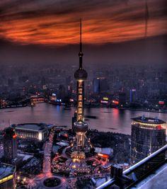 Oriental Pearl Tower``