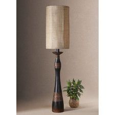 """Buying Dafina 45"""" H Table Lamp with Drum Shade Ads New"""