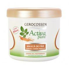 MASCA DE PAR CONTRA CADERII PARULUI - 450 ml Coconut Oil, Jar, Food, The Body, Plant, Meal, Essen, Jars, Hoods
