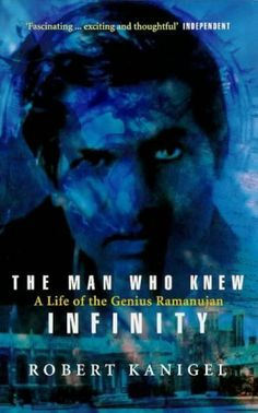 Shop online book of Man Who Knew Infinity. Biography of a mathematical prodigy – Srinivasa Ramanujan. Book is written by science writer Robert Kanigel. Ramanujan was born into a poor Brahmin family in Madras. His contributions to the world of mathematics is awesome. The story of him is very inspiring and brilliant