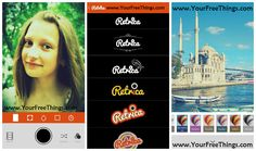 Retrica Pro Apk Latest Version Free Download. Hey Guys I am Hasnain Raza Methani and today i will give u all Retrica Pro Apk in which you all get all premium effect in free. A Small Description on Retrica Pro Apk