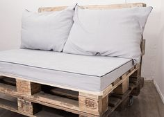 Are you looking for a new sofa but want something unique and stylish and affordable? Then a pallet sofa is just the thing for you.