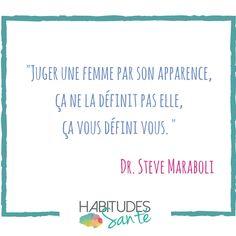Voilà une belle raison pr laisser courir les commentaires désagréables ;) - www.habitudes-sante.com - citation, plus size, grande taille, citation du jour, image corporelle, image de soi, apprendre à s'aimer, accepter son corps