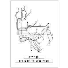 poster-new-york-subw