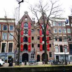Canal Houses #Amsterdam.