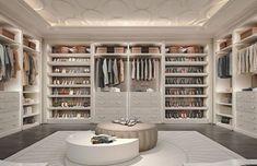 Master Closet Design, Walk In Closet Design, Master Bedroom Closet, Closet Designs, Dream Bedroom, Closet Rooms, Wardrobe Design, Master Suite, Dressing Room Closet