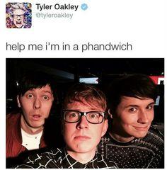 Tumblr YouTube Danandphilgames Amazingphil Danisnotonfire Phan Tyler Oakley