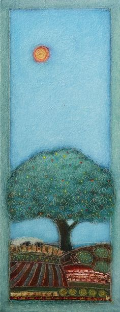 Rob van Hoek - 2013-025 The dreaming tree - 50x20cm