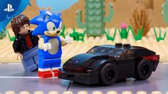 [Video] LEGO Dimensions - Meet that Hero: Sonic the Hedgehog Meets Knight Rider | PS4 PS3 #Playstation4 #PS4 #Sony #videogames #playstation #gamer #games #gaming