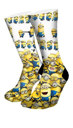 Schergen anpassen Elite Socken von CustomizeEliteSocks auf Etsy