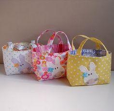 Fun Easter bags