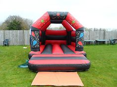 Bouncy #castle #business for sale - #velcro type #castles. - everything you need,  View more on the LINK: http://www.zeppy.io/product/gb/2/201556645248/
