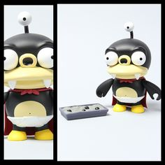 Check out The Futurama Nibbler (6-Inch) from KIDRobot. Cop it at Karmaloop. Get 20% Off on your first order at Karmaloop. Use RepCode: SALES at checkout. #Karmaloop #KidRobot http://www.Karmaloop-Codes.com