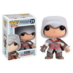 Assassin's Creed Ezio Pop! Vinyl Figure
