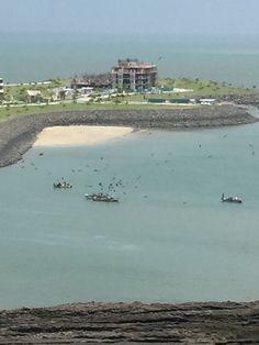 Ilha Punta pacífica
