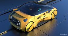 Scoff Concept Car