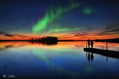 Photo Aurora by Carl Pan on 500px