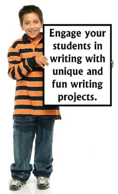 Find fun, unique, and extra large creative writing templates and projects on this website:  http://www.uniqueteachingresources.com/creative-writing-templates.html