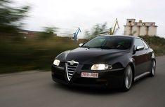 Alfa Romeo GT Black Line (2006)