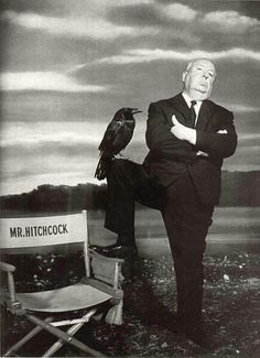 Alfred Hitchcock : Bald Men of Style