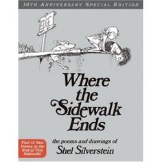 Where The Sidewalk Ends by Shel Silverstein | Classic Children's Books - Parenting.com