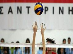 """The women's #volleyball team """" #AoThiras """" of #Santorini is in national class A1! Saturday 3 and Sunday 4 of October, four races will take place in closed gym of Thira. #AEK will compete against #Panathinaikos and our girls against #Rethimno team . Spicy Bites supports the #event and offer the #dinner of athletes. It's our honor! #womensvolleyball"""