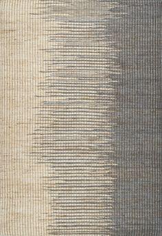 Natural Fiber Flatweave Area Rug 95% Jute 5% Cotton - 5 x 8