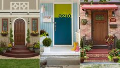 love the middle door idea, would not work on our house but still love it!!!