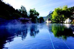 Outdoor Pool Adler Dolomiti