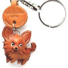 Fab.com   Chihuahua Long Hair Keychain
