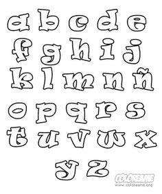 Nombres con letras cholas - Imagui