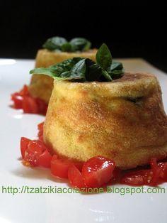 tortino ricotta e patate