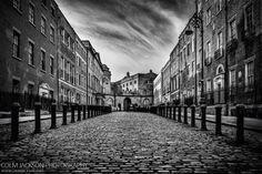 Henrietta Street. Dublin. Ireland.   www.colmjackson.com Dublin Ireland, Jackson, Street, Places, Photography, Photograph, Fotografie, Photoshoot, Walkway