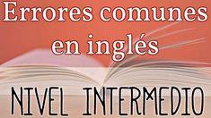 En este post vamos a ver algunos errores comunes que suelen cometer los hispanohablantes con nivel intermedio al hablar inglés.