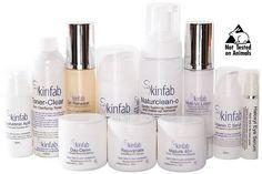 Skinfab - glycolic acid, stem cell serum…..