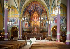 Cathedral of Madeleine in SLC
