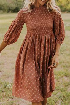 Farnsworth Detail Midi Farnsworth Detail Midi,Beautiful Woman style Pattern Detail Midi Dress – Women's Summer and Fall Dresses Summer Dresses For Women, Dresses For Teens, Modest Dresses, Fall Dresses, Simple Dresses, Elegant Dresses, Women's Dresses, Cute Dresses, Casual Dresses