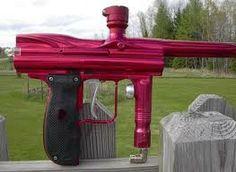 red angel paintball gun - a classic - my gun