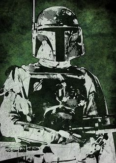 In #StarWars this was the character, #BobaFett