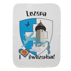 Luzern Schweiz Switzerland Spucktuch Fallout Vault, Frame, Fictional Characters, Art, Lucerne, Crests, Switzerland, Tile, Picture Frame
