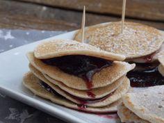 Mini gluténmentes palacsinták – gyors, egyszerű és finom! Minden, Pancakes, Breakfast, Food, Morning Coffee, Essen, Pancake, Meals, Yemek