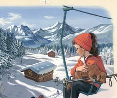 Martine fête ses 60 ans Marcel, Illustration, Photos, Stationery, Images, Fictional Characters, Beautiful, Childhood, Mountain