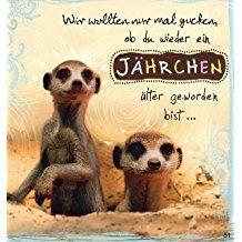 Karten Bild Von Kathleen Hanselmann Geburtstag Lustig Spruche
