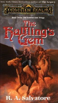 The Halfling's Gem (Forgotten Realms) by R.A. Salvatore