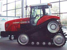 New Versatile Combines | Massey ferguson track tractor - The Combine Forum
